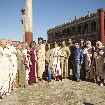 """Shooting location of """"Thermae Romae"""""""