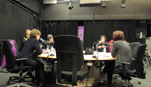 """Paris: Radio Culture  """"Ping Pong"""" https://www.franceculture.fr/emissions/ping-pong/mari-yamazaki-lucie-servin-quand-la-bd-sempare-de-lhistoire"""