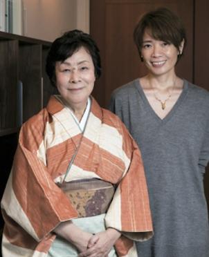 萩尾望都さんと日伊文化会館で対談(アエラ)
