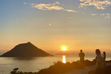 "NHK BS4K12月25日(金)午後5時15分~午後5時45分【ニッポン島旅】「東京・八丈島 絶海の孤島が生んだ""文化""」放送されます!"